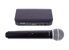 MICRO WIRELESS SHURE PG58