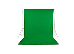 BACKDROP VERDE 3X6 MTS